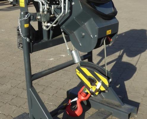6 t Winde für Magni Telestapler